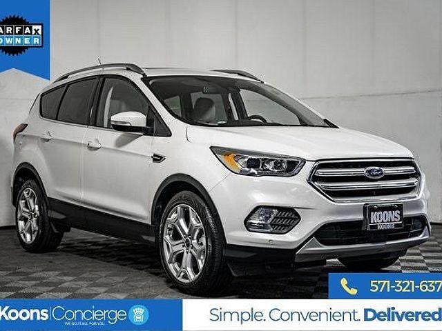 2019 Ford Escape Titanium for sale in Falls Church, VA