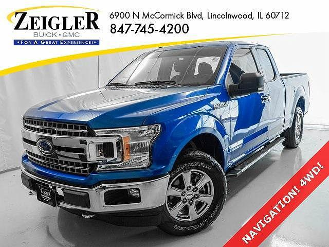 2018 Ford F-150 XLT for sale in Lincolnwood, IL