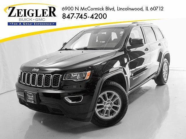 2018 Jeep Grand Cherokee Laredo E for sale in Lincolnwood, IL
