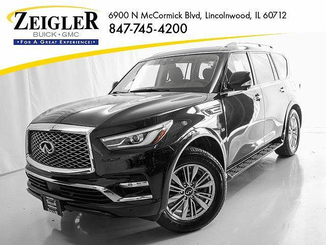 2019 INFINITI QX80 LUXE for sale in Lincolnwood, IL
