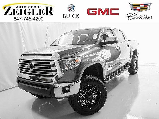 2018 Toyota Tundra 4WD 1794 Edition for sale in Lincolnwood, IL