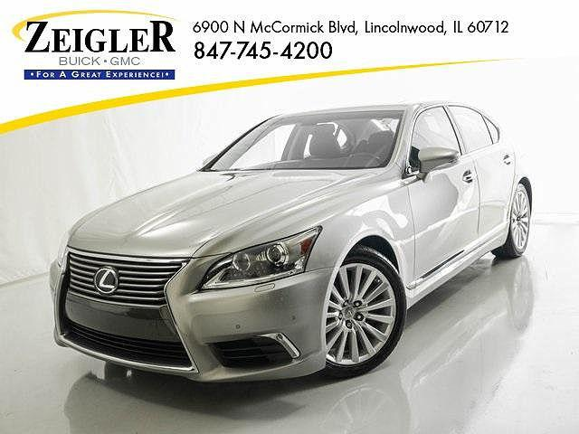 2017 Lexus LS LS 460 for sale in Lincolnwood, IL