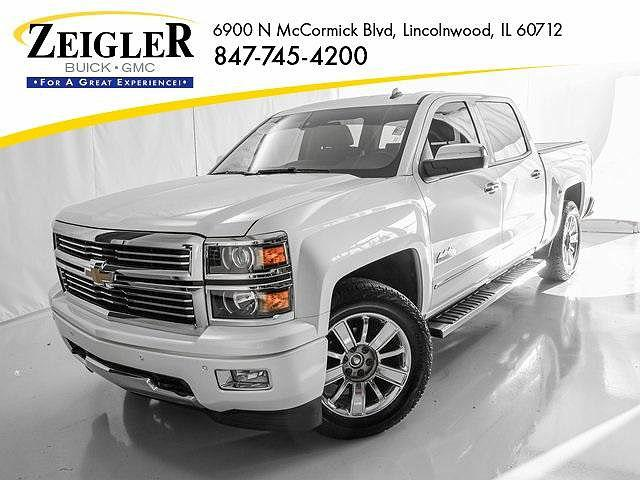 2014 Chevrolet Silverado 1500 High Country for sale in Lincolnwood, IL