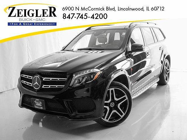 2018 Mercedes-Benz GLS GLS 550 for sale in Lincolnwood, IL