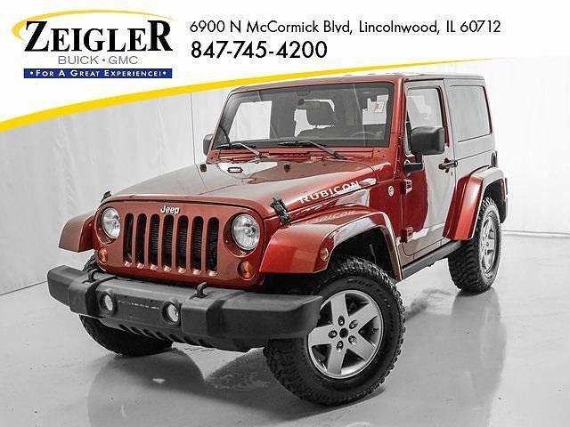 2012 Jeep Wrangler Rubicon for sale in Lincolnwood, IL