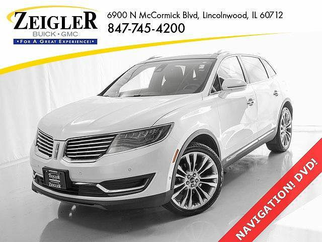 2016 Lincoln MKX Reserve for sale in Lincolnwood, IL