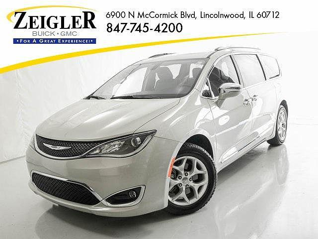 2020 Chrysler Pacifica Limited for sale in Lincolnwood, IL