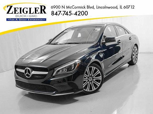 2018 Mercedes-Benz CLA CLA 250 for sale in Lincolnwood, IL