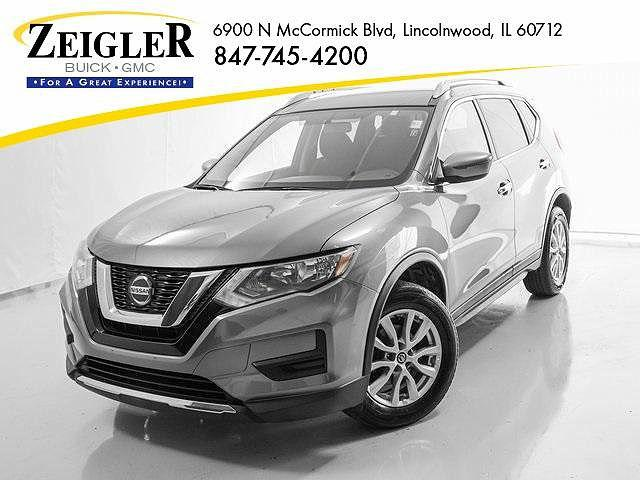2018 Nissan Rogue SV for sale in Lincolnwood, IL
