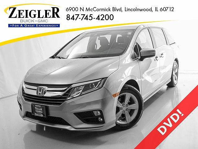2020 Honda Odyssey EX for sale in Lincolnwood, IL