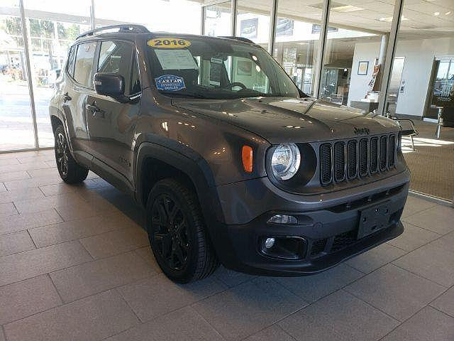 2016 Jeep Renegade Justice for sale in Charlotte, NC