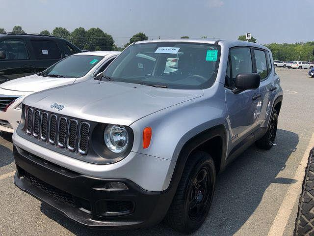 2018 Jeep Renegade Sport for sale in Charlotte, NC