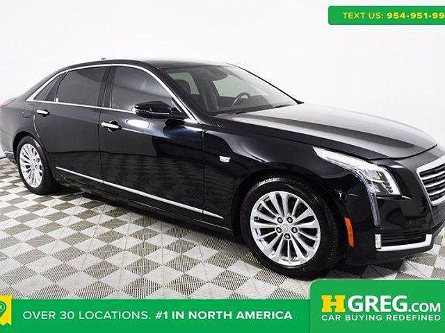 2017 Cadillac CT6 Luxury RWD for sale in Orlando, FL