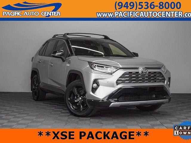 2019 Toyota RAV4 Hybrid XSE for sale in Costa Mesa, CA