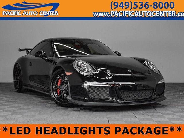 2014 Porsche 911 GT3 for sale in Costa Mesa, CA
