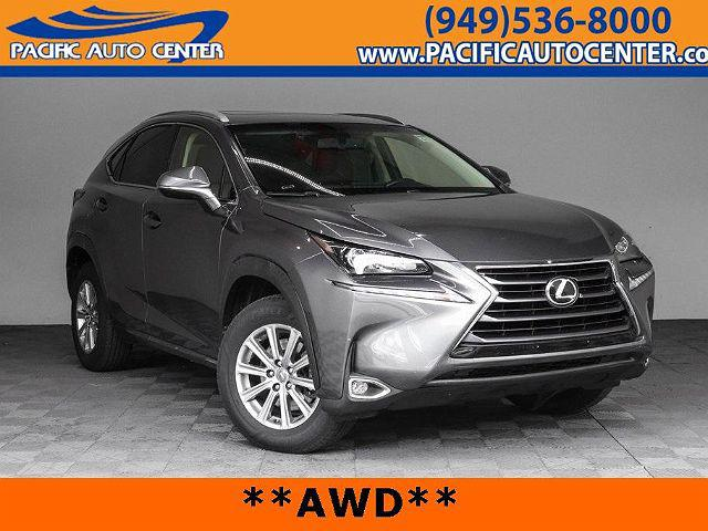 2015 Lexus NX 200t AWD 4dr for sale in Costa Mesa, CA