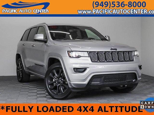 2019 Jeep Grand Cherokee Altitude for sale in Costa Mesa, CA