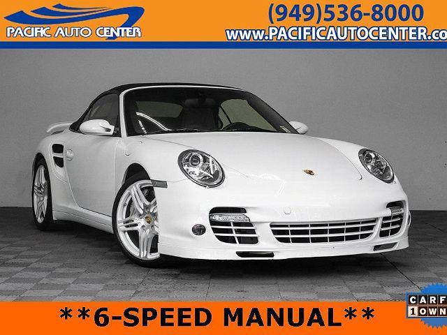 2008 Porsche 911 Turbo for sale in Costa Mesa, CA