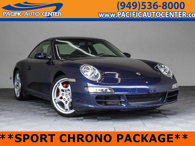 2007 Porsche 911 Carrera S for sale in Costa Mesa, CA