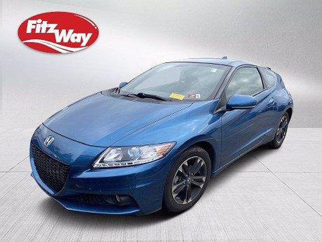 2015 Honda CR-Z EX for sale in Hagerstown, MD