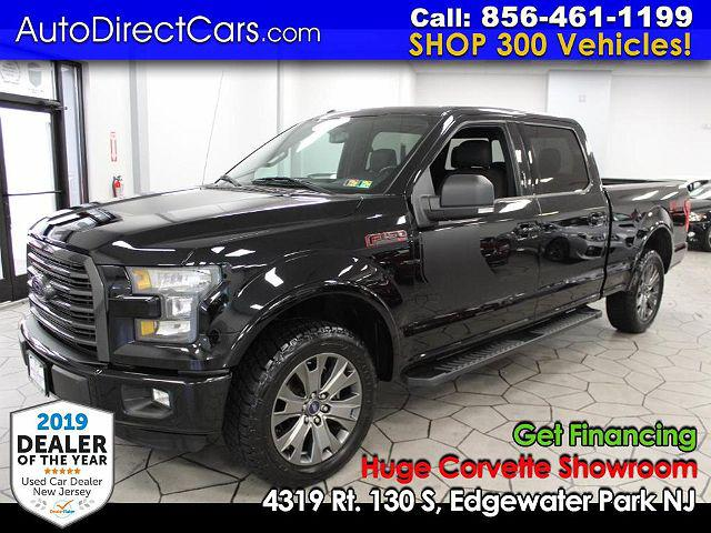 2016 Ford F-150 XLT for sale in Edgewater Park, NJ