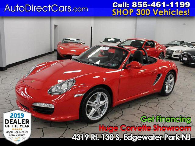 2010 Porsche Boxster 2dr Roadster for sale in Edgewater Park, NJ