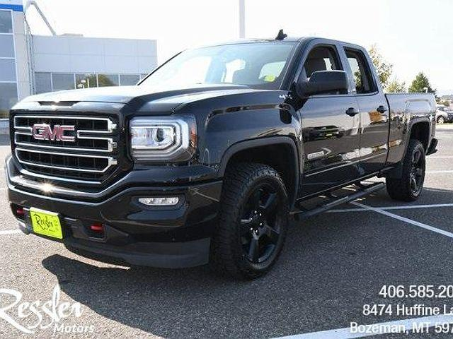 2019 GMC Sierra 1500 Limited 4WD Double Cab for sale in Bozeman, MT