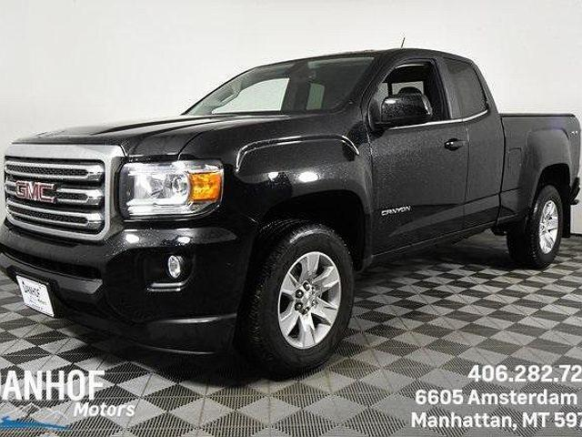 2018 GMC Canyon 4WD SLE for sale in Bozeman, MT