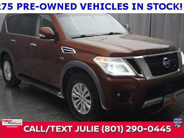 2018 Nissan Armada SV for sale in Salt Lake City, UT