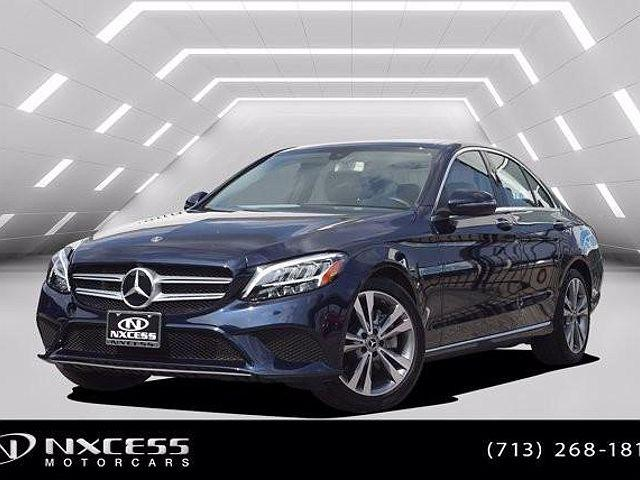 2020 Mercedes-Benz C-Class C 300 for sale in Houston, TX