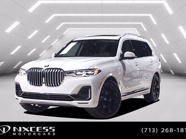 2021 BMW X7 xDrive40i for sale in Houston, TX