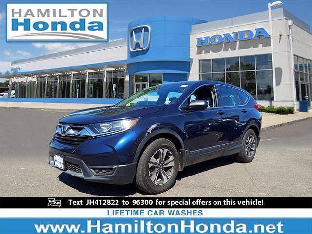 2018 Honda CR-V LX for sale in Hamilton, NJ