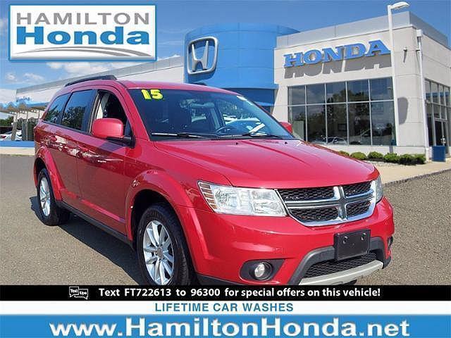 2015 Dodge Journey SXT for sale in Hamilton, NJ