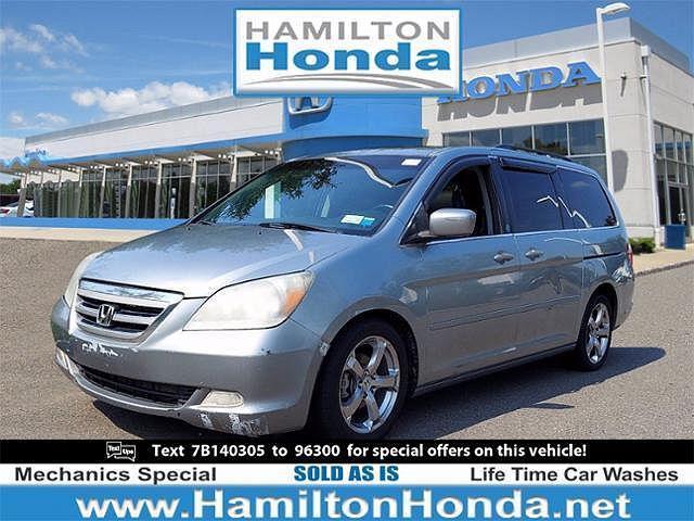 2007 Honda Odyssey EX-L for sale in Hamilton, NJ
