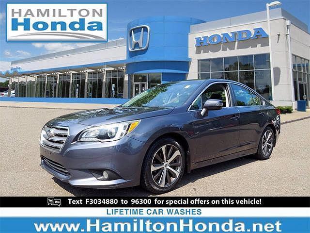 2015 Subaru Legacy 2.5i Limited for sale in Hamilton, NJ