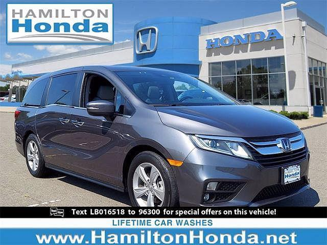 2020 Honda Odyssey EX-L for sale in Hamilton, NJ