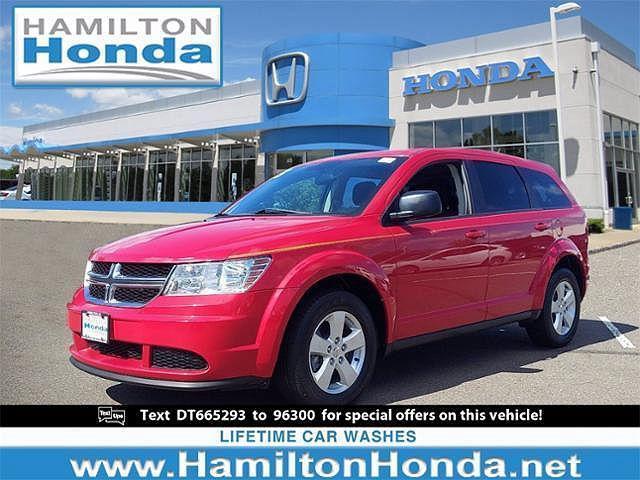 2013 Dodge Journey American Value Pkg for sale in Hamilton, NJ