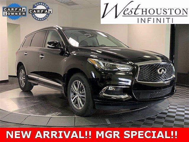 2020 INFINITI QX60 LUXE for sale in Houston, TX