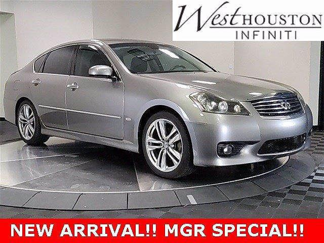 2008 INFINITI M35 4dr Sdn RWD for sale in Houston, TX