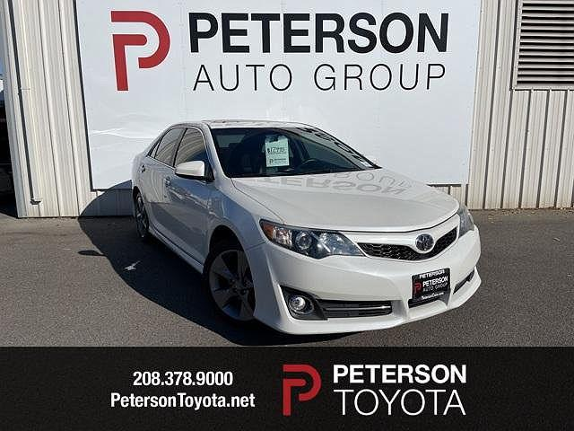2014 Toyota Camry SE for sale in Boise, ID