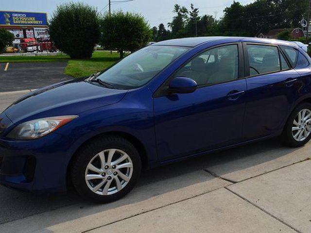 2012 Mazda Mazda3 i Touring for sale in Elmhurst, IL