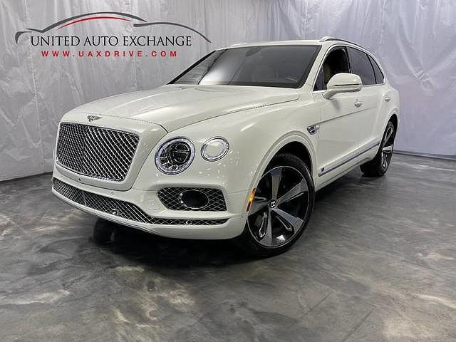 2017 Bentley Bentayga W12 for sale in Addison, IL