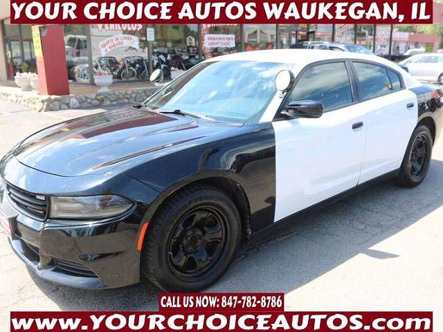 2015 Dodge Charger Police for sale in Waukegan, IL