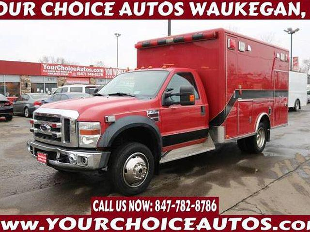 2008 Ford F-450 XL for sale in Waukegan, IL
