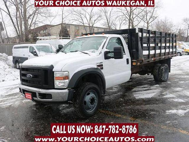 2008 Ford F-550 XL for sale in Waukegan, IL