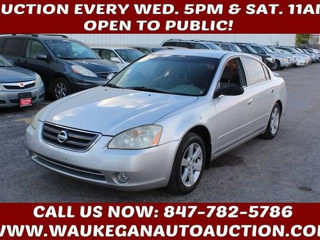 2003 Nissan Altima S for sale in Waukegan, IL