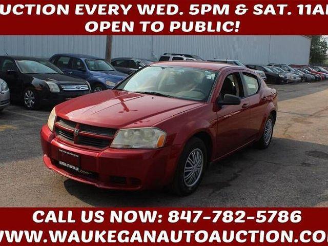 2008 Dodge Avenger SE for sale in Waukegan, IL