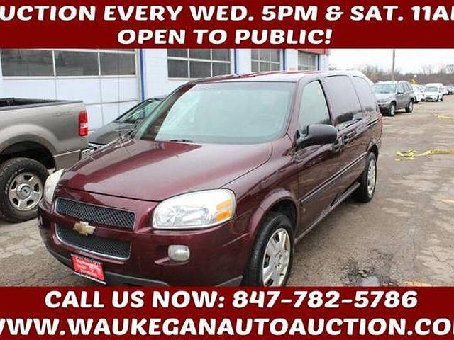 2007 Chevrolet Uplander LS Fleet for sale in Waukegan, IL