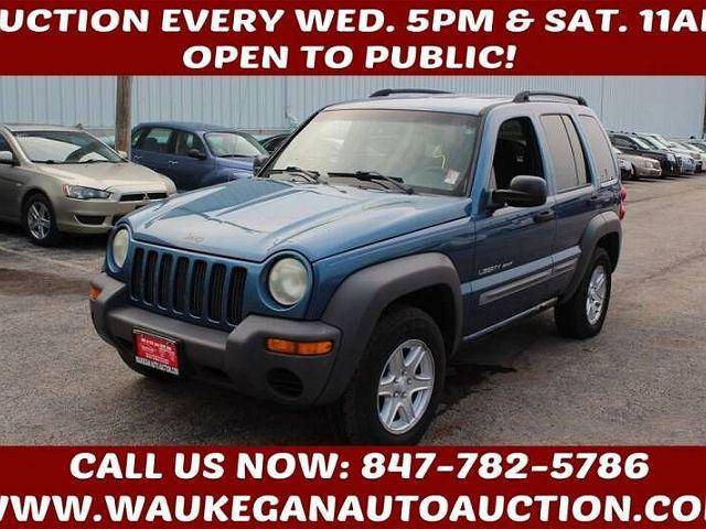 2003 Jeep Liberty Sport for sale in Waukegan, IL
