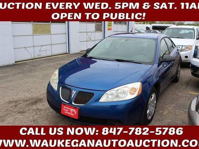 2007 Pontiac G6 1SV Value Leader for sale in Waukegan, IL